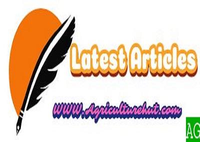 Latest Articles Agriculturehut