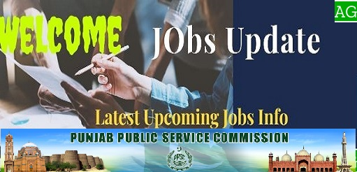 PPSC Latest Jobs Update