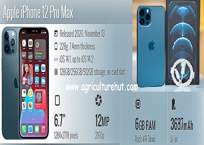 Apple iPhone 12 Pro Max Latest Updates