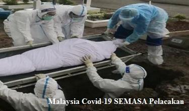 Kematian Covid-19 Mencapai Tahap Tertinggi Baru Di Malaysia